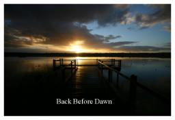 Back Before Dawn