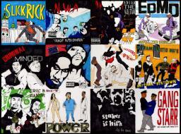 Hip Hop, Jazz, Funk n Such