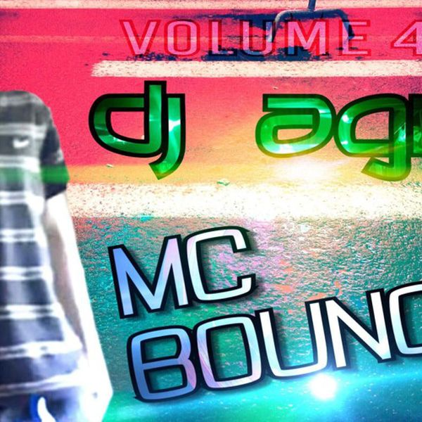 Dj Agm Mc Bouncin Standard 180 Bpm Version Volume 4
