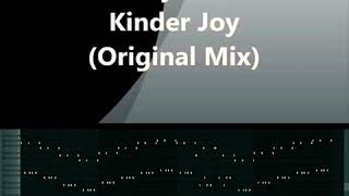 Lyes - Kinder Joy (Original Mix) [with arpeggio]