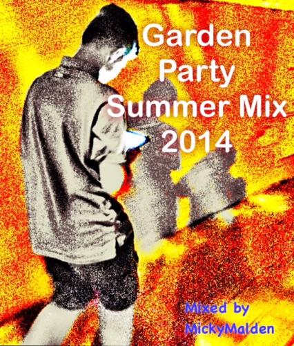 Garden Party Summer Mix 2014