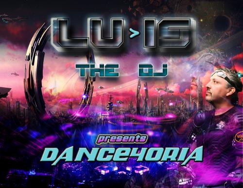 LU>IS the DJ Presents DANCE40RIA