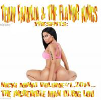 NICKI MINAJ,VOLUME#1,,2014.....