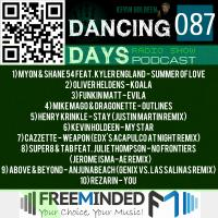 Dancing Days Podcast 087 - Freeminded FM Radio