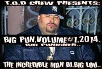 BIG PUN VOLUME#1,,2014...