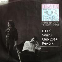 Tears For Fears -Everybody Wants To Rule The World (Dj DS Soulful Club 2014 Rework)