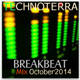 Breaking down @ Dawn Breakbeat Mix Oct.2014
