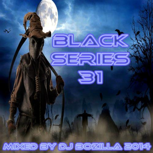 DJ Bozilla - Black Mix August 2014