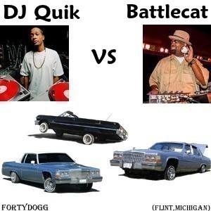 DJ Quik vs Battlecat