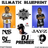 DJ Premier - Illmatic Blueprint (Starring Jay-Z & Nas)