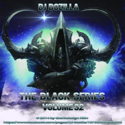 DJ Bozilla - Black Series 32 Hardstyle 2k14