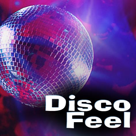 A disco feeling