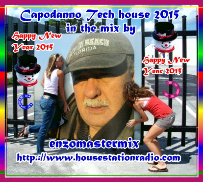 Capodanno Tech House 2015