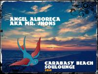 MIXED MR.JHONS - CARABASY SOULOUNGE  A FULL -2014