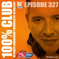 100% CLUB # 327 - RADIO FG (USA)