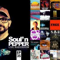 JOHN SOULPARK // SOUL'N PEPPER Radioshow // EP#35