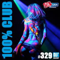 100% CLUB # 329 ON RADIO FG (USA)