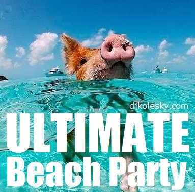 ULTIMATE BEACH PARTY