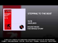 STEPPING TO THE BEAT - HOUSE MUSIC: THE WHOLE STORY