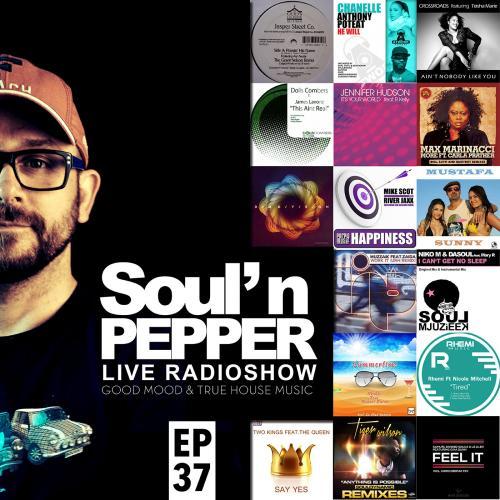 JOHN SOULPARK // SOUL'N PEPPER Radioshow // EP#37