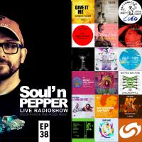 JOHN SOULPARK // SOUL'N PEPPER Radioshow // EP#38