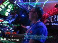 DJ Plutonic - Happy Hardcore 15/03/15