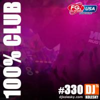 100% CLUB # 330 ON RADIO FG (USA)