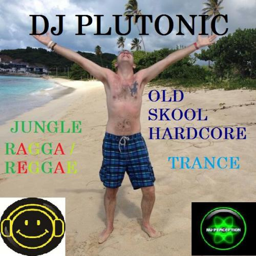DJ Plutonic - Old skool and Happy Hardcore