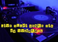 Live Multi Genre mix