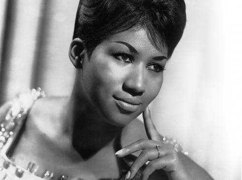 Aretha in the House