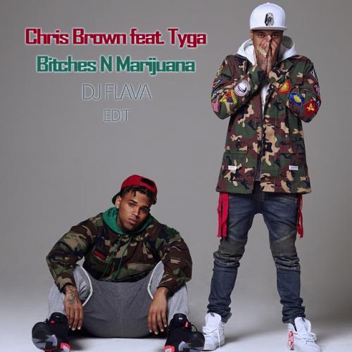 Chris Brown feat. Tyga - Bitches N Marijuana ( DJ Flava Edit )