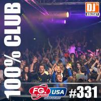 100% CLUB # 331 ON RADIO FG (USA)