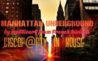 DiScocoP@rty in Manhattan UnderGround