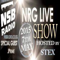 2015, 7th May - NRG Live Show - NSB Radio - Stex & Jprime Dj Set first part
