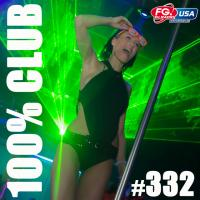 100% CLUB # 332 ON RADIO FG (USA)
