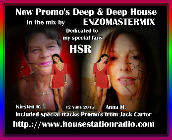 New Selection with Deep Tracks Promo's Yune 2015