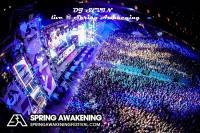 DjSevin live at SPRING AWAKENING EVENT