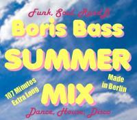 Boris Bass Summermix 2015