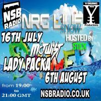 NSB Radio - NRG Live Show - Set by Stex - 6th Aug 15