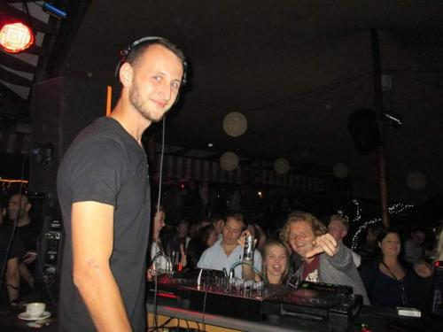 DJ Ray D SA going soulfull
