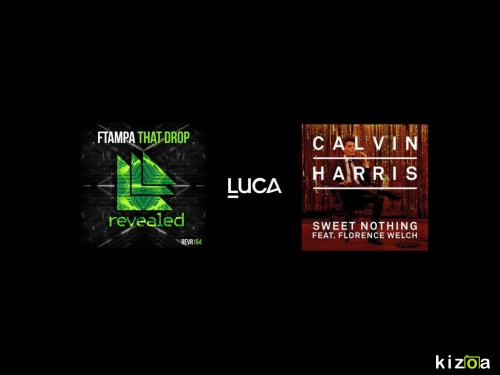 FTampa - That Drop Vs Calvin Harris - Sweet nothing (DJLuca Mahup)