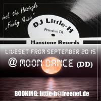 Little-H Live @ Moon Dance 12. Sep. 2015