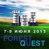Dj Carpe Diem @ Forest Quest Festival 2013