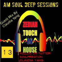 AM SOUL DEEP 13 mixed by SOulfreqtion (Guest Mix By Claudia Yang)
