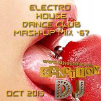 ♫ Best ★ Electro House Dance Club ★ Mashup Mix #67★ Oct 2015 ★  DJSANCTION ♫
