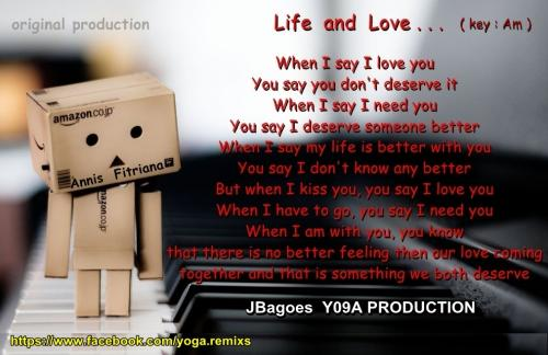 Life and Love (Original Y09A Production)