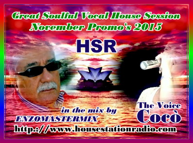 Soulful Vocal House Session Promo's