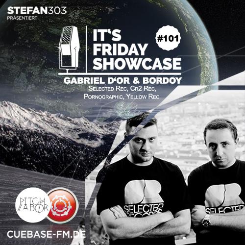 Its Friday Showcase #101 Gabriel D'Or & Bordoy