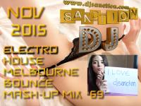 ♫ Best ★ Electro House Melbourne Bounce ★ Dance Mashup Mix #69 ★ NOV2015 ★   DJSANCTION ♫