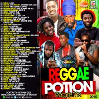 DJ ROY REGGAE POTION REGGAE MIX 2015